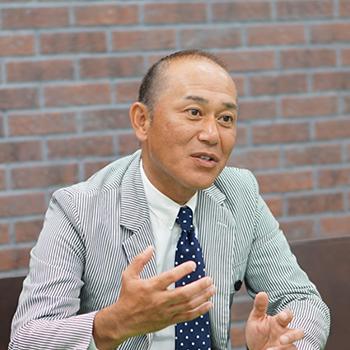 光陽興産株式会社 代表取締役社長 中西 竜一